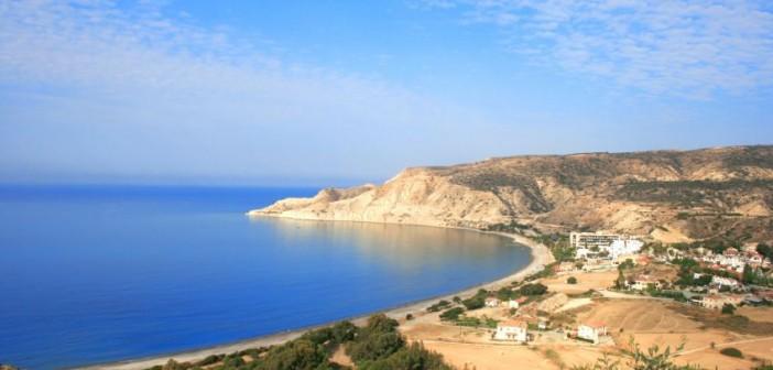 Penisola di Pissouri a Cipro
