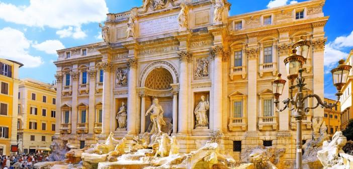 Fontana di Trevi: la meraviglia di Roma