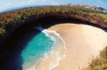 Hidden Beach in Messico