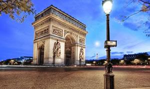 hotel 5 stelle a Parigi