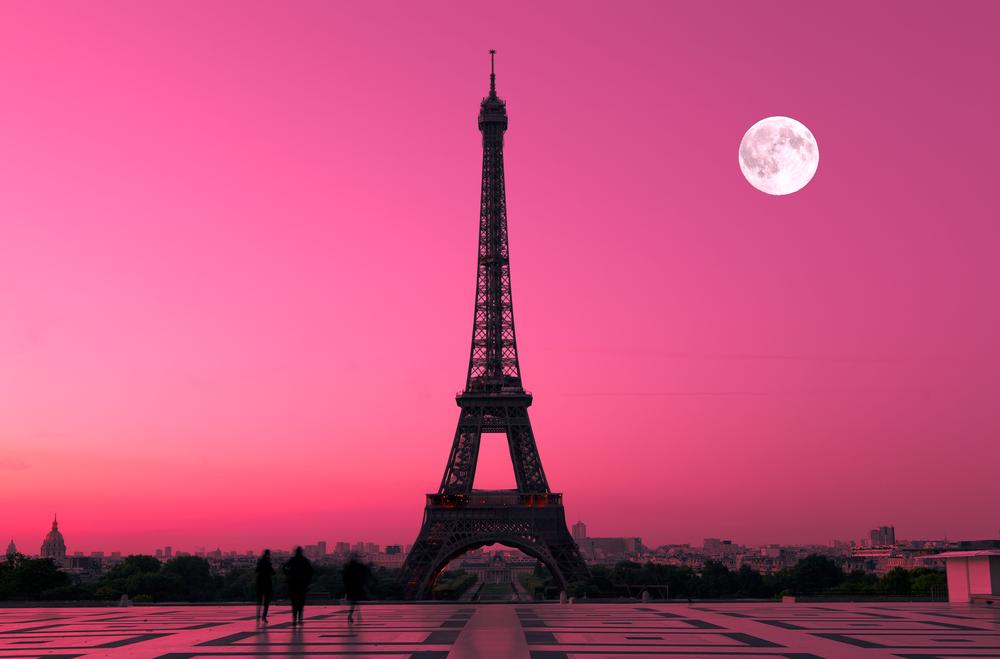 Idea viaggio per Parigi: città romantica