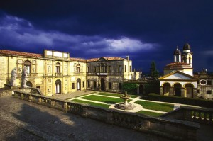 viaggaire verso Monselice Villa Duodo