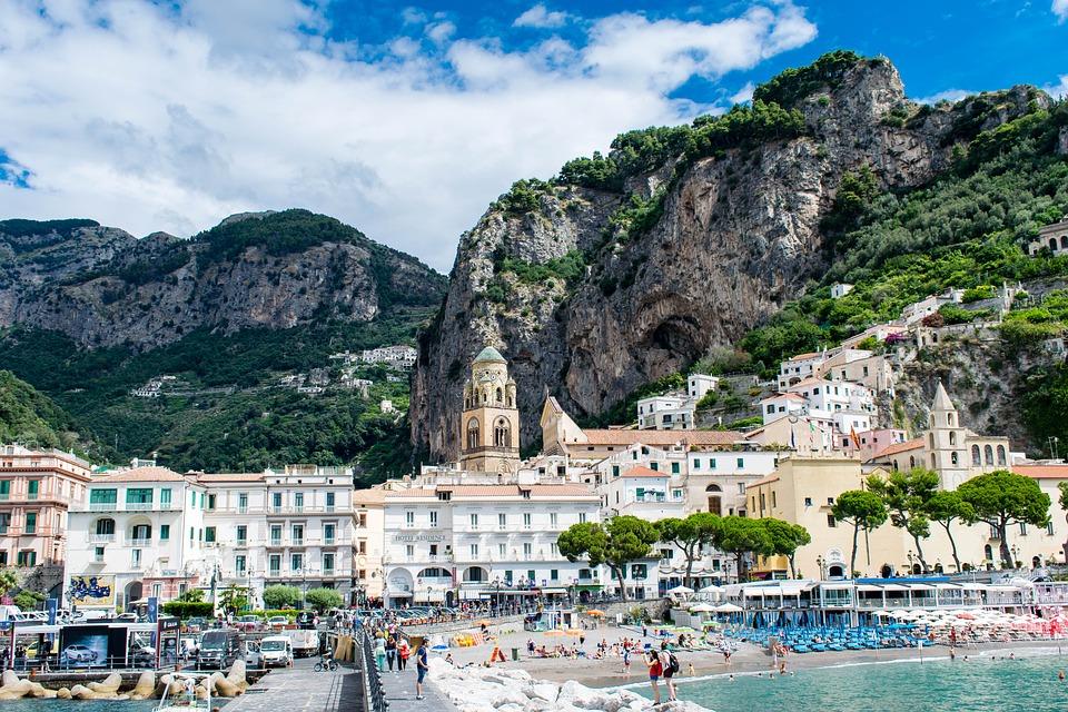 Amalfi costiera: tour