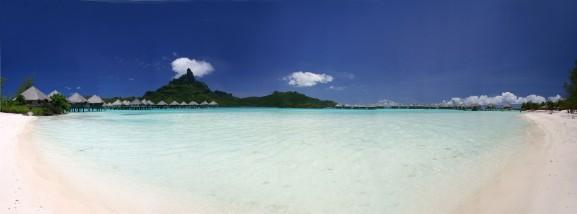 meridien hotel a bora bora in Polinesia Francese, ilViaggio.it immagini