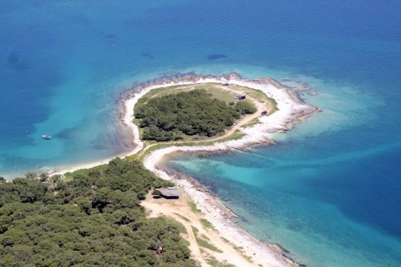 punta estrema capo Kamenjak in Istria, immagini di ilViaggio.it