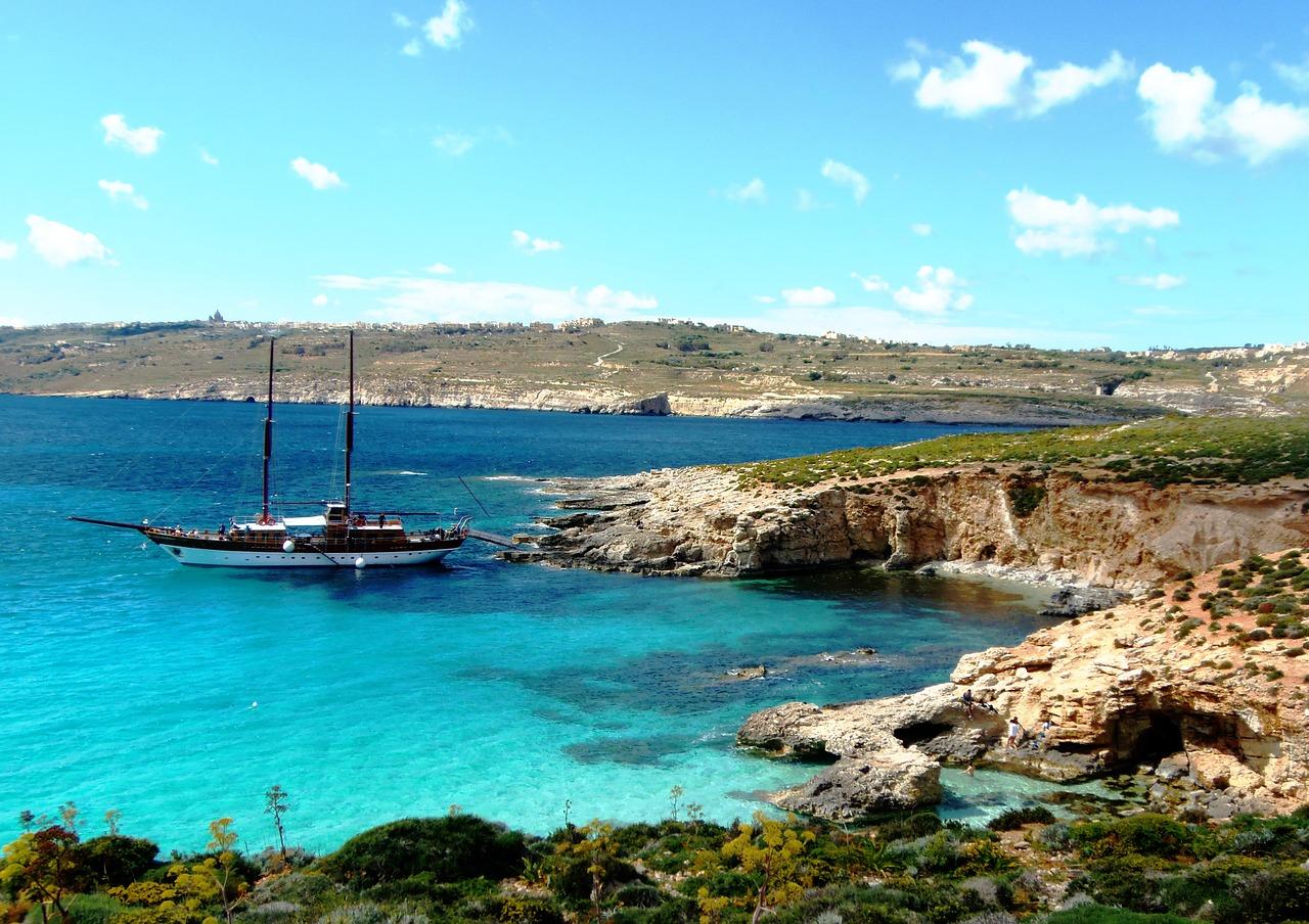 Isola di Comino Malta