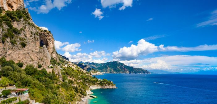 idea viaggio costiera amalfitana
