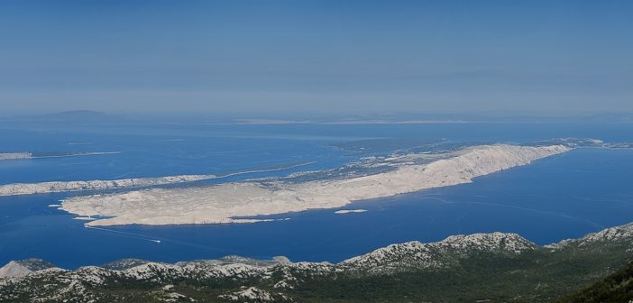 vista isola di rab