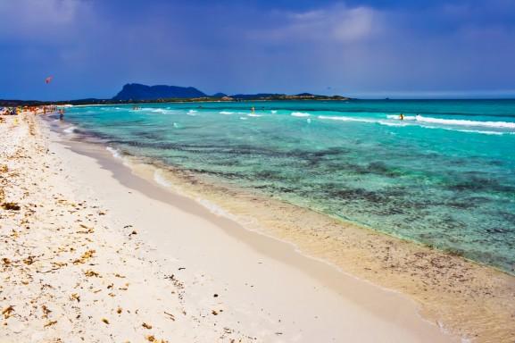 spiaggia la cinta a san teodoro sardegna, ilViaggio.it immagini