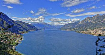 Lago di Lecco: ramo del lago di como