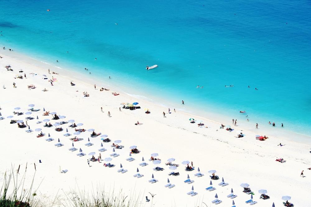 Myrthos la pi bella spiaggia di cefalonia for Lago con spiaggia vicino a milano
