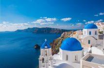 Oia Santorini Cicladi