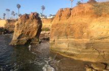 Sunset Cliff San Diego California