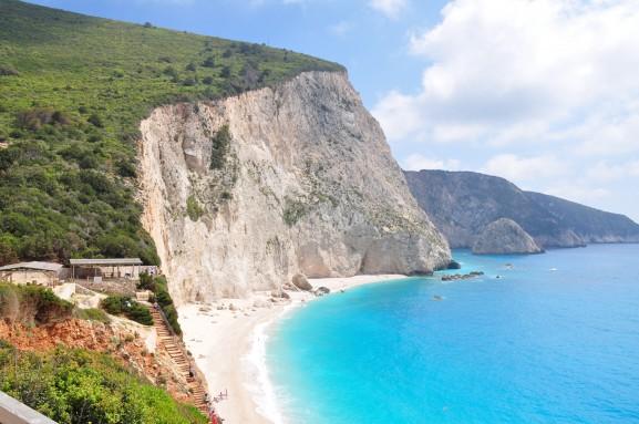 isola di lekada nel porto di katsiki in grecia, ilViaggio.it immagini