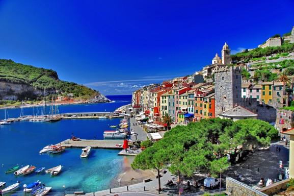 portovenere alle cinque terre Liguria, ilViaggio.it immagini