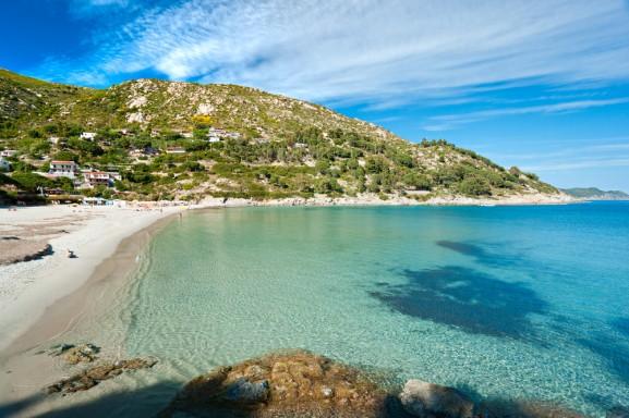 Spiaggia di Fetovaia sull'isola d'Elba in Toscana, immagini di ilViaggio.it
