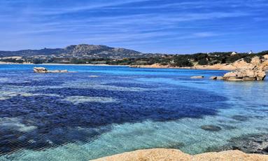 Spiaggia Capriccioli Costa Smeralda