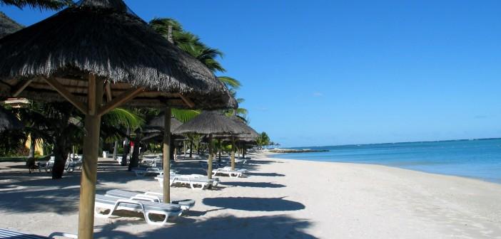 spiaggia alle Mauritius quando andare