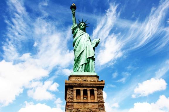 statua della libertà a New York, ilViaggio.it immagini