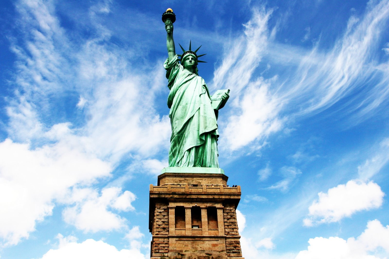 Statua della libert new york for Immagini new york hd