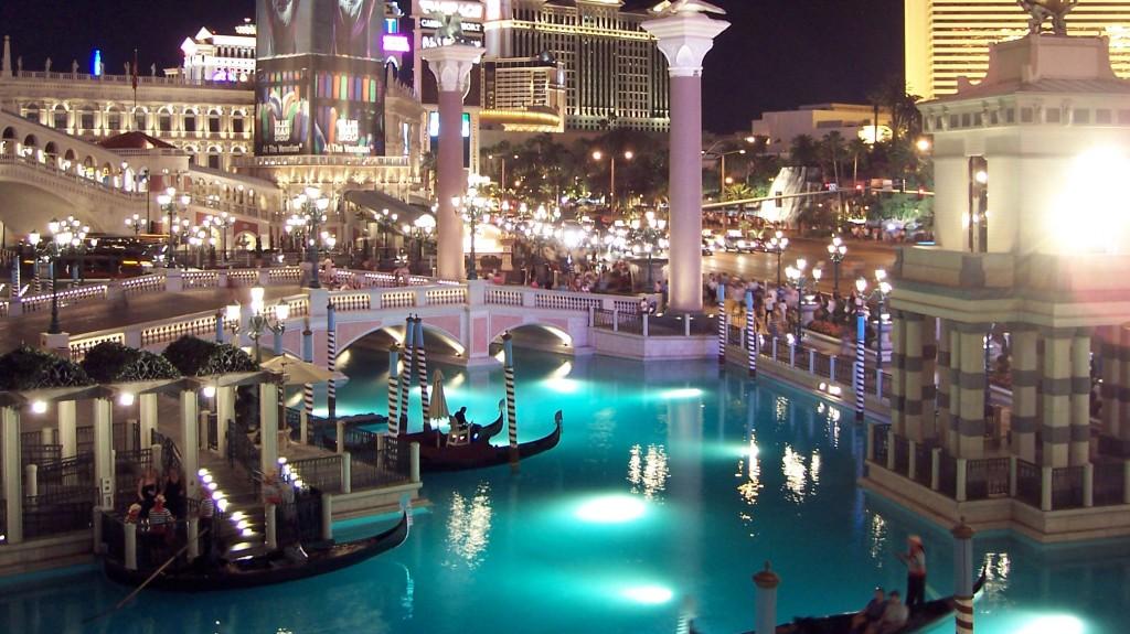 venezia a Las Vegas